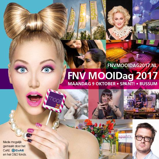 communicatie en fotografie evenement FNV MOOIDag 2017