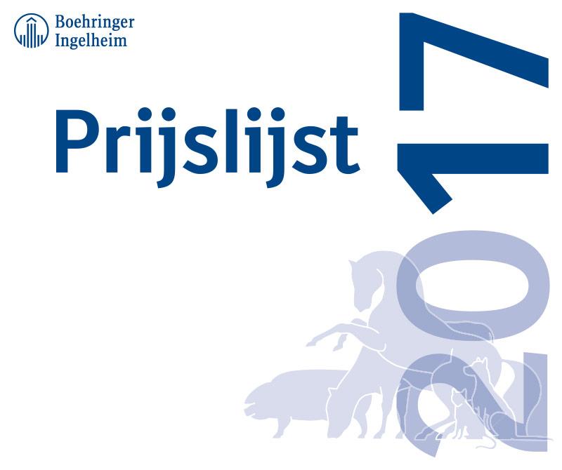 Boehringer Ingelheim prijslijst. Wat kost een brochure?