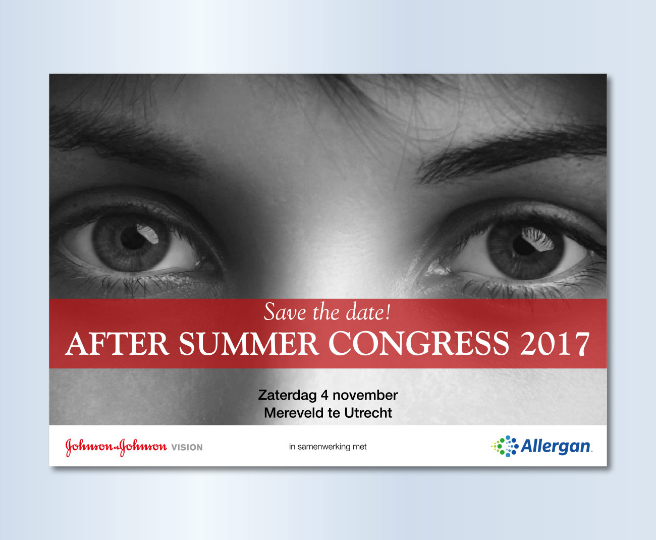 After Summer Congress uitnodigingen