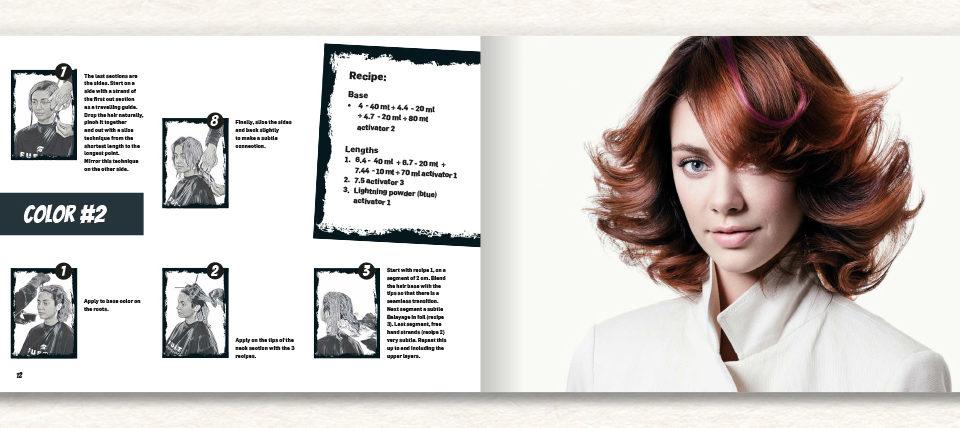 Fuente step by step brochure
